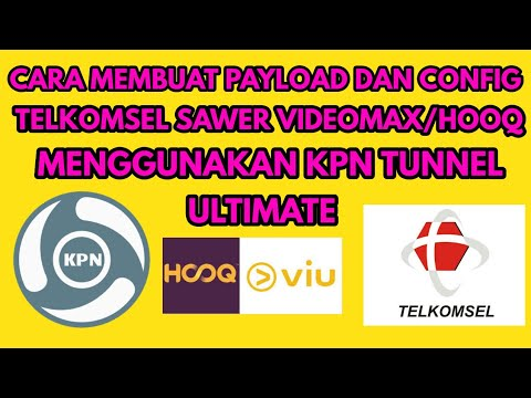 Config Videomax KPN Tunnel