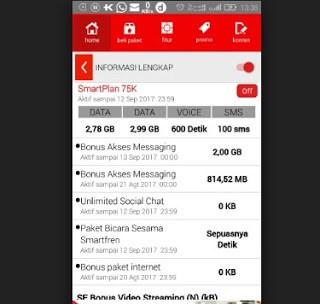 bonus akses messaging smartfren