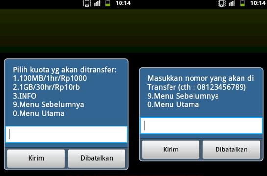 Cara transfer kuota 4G Telkomsel