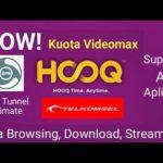 Cara Mengubah Kuota Videomax Menjadi Kuota Flash 100% Work