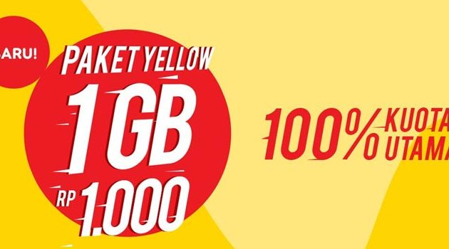 Cara Berhenti Paket Yellow Indosat