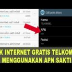 Kode APN Gratis Telkomsel April 2018 APN Polosan