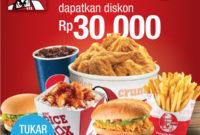 Cara Tukar Poin Telkomsel dengan KFC