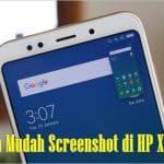 Cara Mudah Screenshot di HP Xiaomi