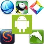 Aplikasi Web Browser Terbaik untuk Hp Android