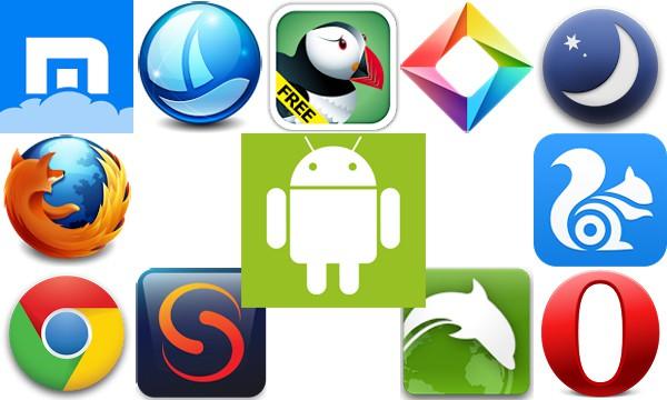 Aplikasi browser terbaik untuk android