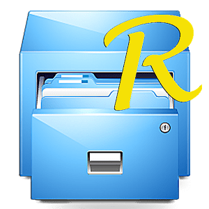 Root Explorer aplikasi file manager untuk android yang di root