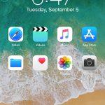 Tema iPhone Untuk Oppo Smartphone
