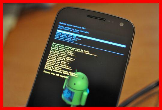 Cara Mengatasi Hp Android Gagal Booting