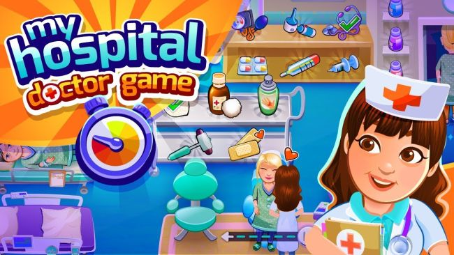My Hospital Doctor Game