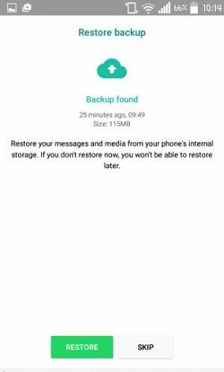 ganti Tema Whatsapp