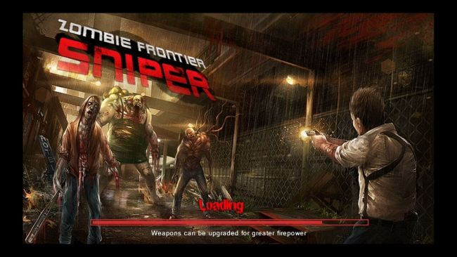 Game Android Zombie Frontier Sniper