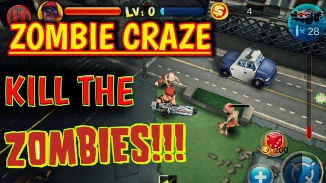 Game Zombie Craze