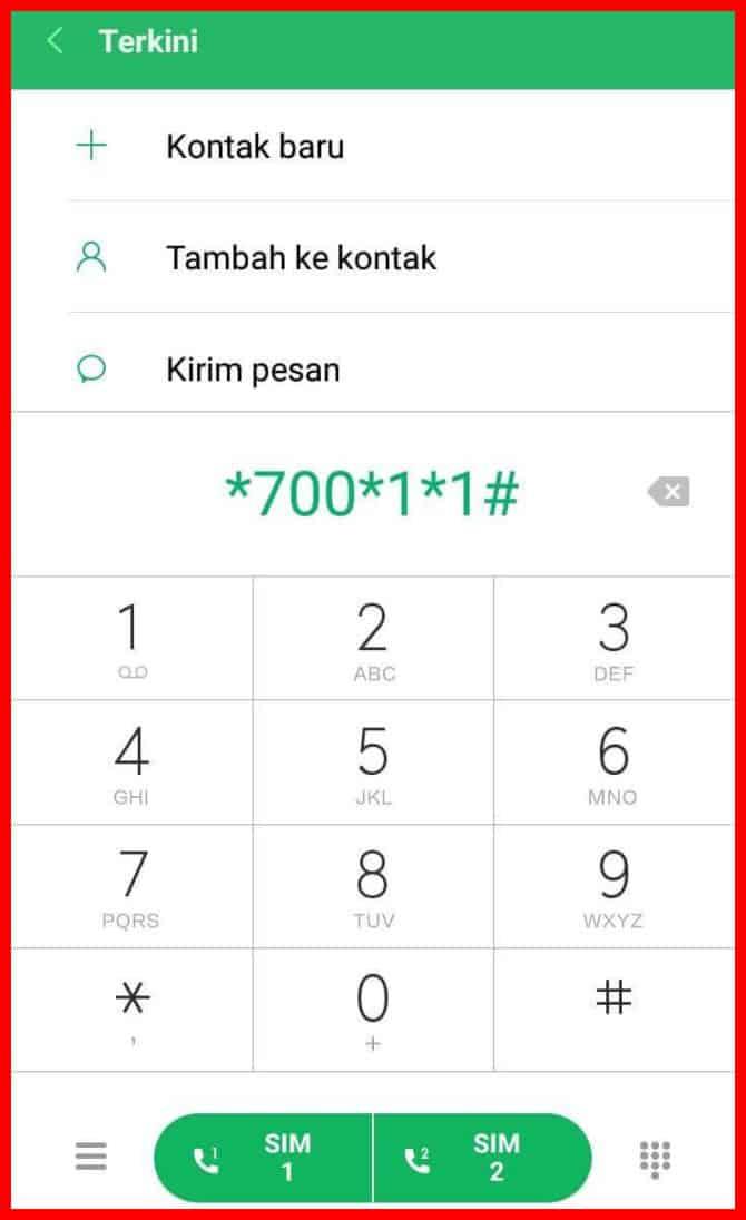 Cek Poin Telkomsel