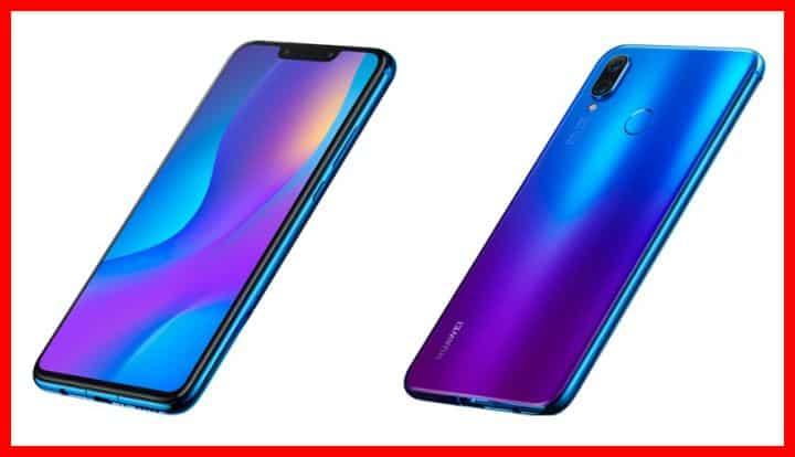 Spesifikasi dan Harga Huawei Nova 3i