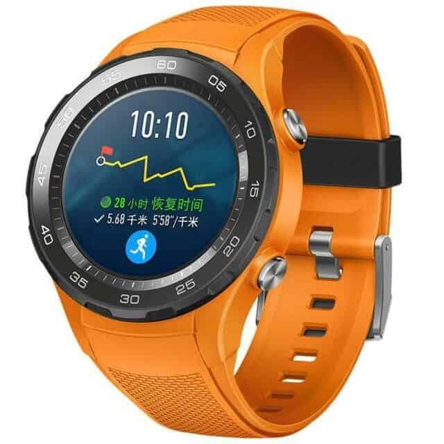 Smartwatch Huawei Watch 2 4G