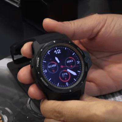 Zeblaze Thor 5 Smartwatch Kamera Bagus