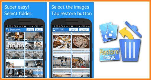 Restore Image Super Easy
